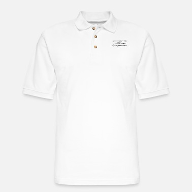 Ethno Ethno arrow Dream - Men's Pique Polo Shirt
