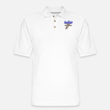 Cool Christian Forgiven. Cool Christian. - Men's Pique Polo Shirt
