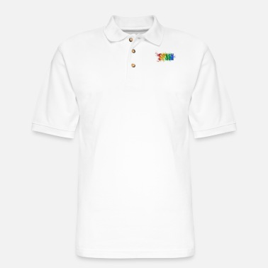 Spain Spain - Men's Pique Polo Shirt