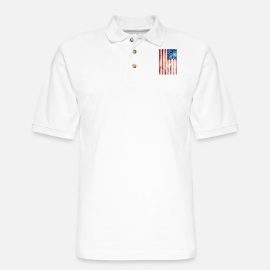New Age New Age of Slavery - Men's Pique Polo Shirt