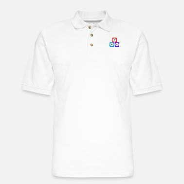 Ape ape - Men's Pique Polo Shirt