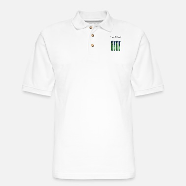 Science TEAM SCIENCE - Men's Pique Polo Shirt