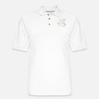 Angel Angel - Angels - Men's Pique Polo Shirt