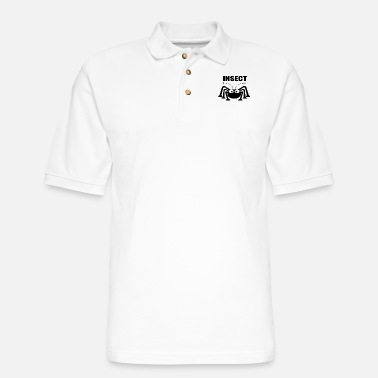 Insect INSECT - Men's Pique Polo Shirt
