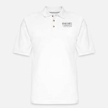 Reminder Reminder Notice - Men's Pique Polo Shirt