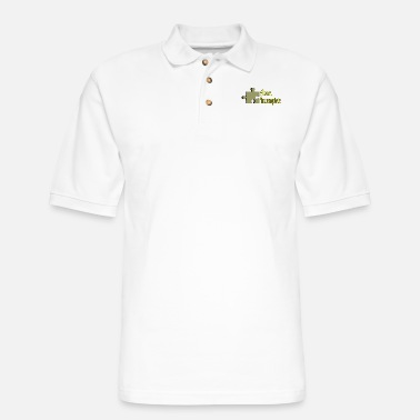Puzzle puzzle - Men's Pique Polo Shirt