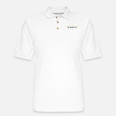 Jumpstyle Jumpstyle - Men's Pique Polo Shirt