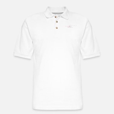 Leica NOCTILUX-M F0.95/50mm ASPH. (SILVER) Camera - Men's Pique Polo Shirt