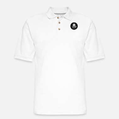 Bbq Supply BBQ - Men's Pique Polo Shirt