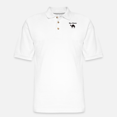 Roll Humps T-shirt - Men's Pique Polo Shirt