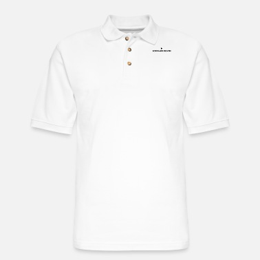 Movers ▶ FORWARD MOVER - Men's Pique Polo Shirt