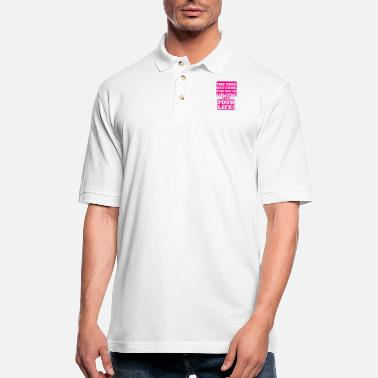 Rupaul RuPaul Drag Race - - Men's Pique Polo Shirt