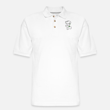 Mouse mickey mouse - Men's Pique Polo Shirt
