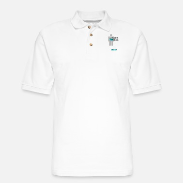 Two Two inches - Men's Pique Polo Shirt