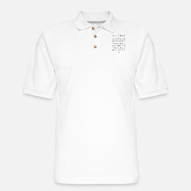 Expression Expression - Men's Pique Polo Shirt