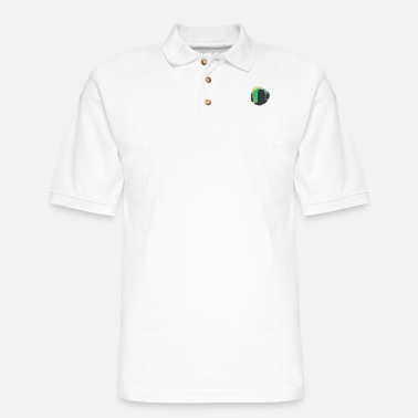 Urban urban - urban area - shirt - Men's Pique Polo Shirt