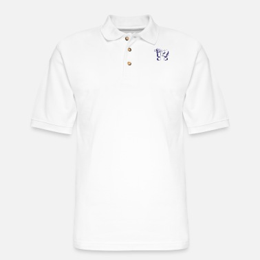 Expression Expressions - Men's Pique Polo Shirt