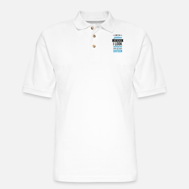 Swag Style Awesome At Sixteen - Men's Pique Polo Shirt