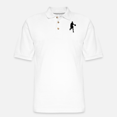 Dunking dunk - Men's Pique Polo Shirt