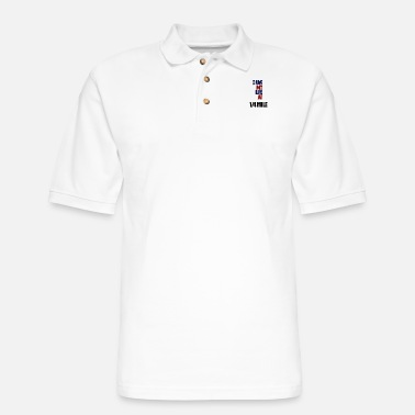 Fastandfurious 1/4 of Mile - Men's Pique Polo Shirt