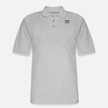 Two Two Colors - Men's Pique Polo Shirt