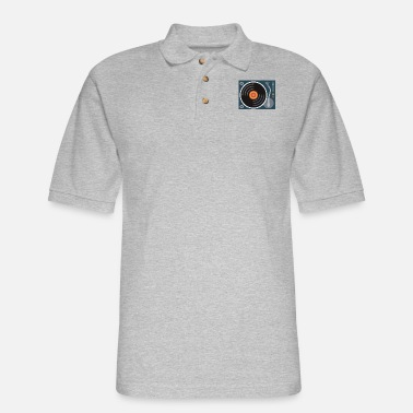 Turntable Turntable - Men's Pique Polo Shirt