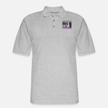 Romantic not romantic - Men's Pique Polo Shirt