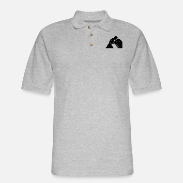 Crossfit Crossfit 02 - Men's Pique Polo Shirt