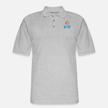 Culture Boomz Pop Culture - Men's Pique Polo Shirt