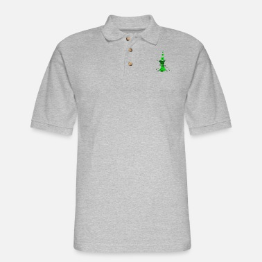 Grail The Grail - Men's Pique Polo Shirt