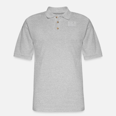 Brisket Body By Brisket - Men's Pique Polo Shirt