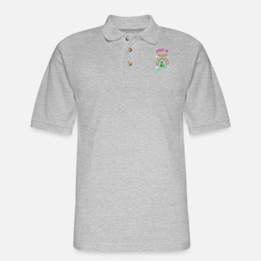 Back To School Fun Back To School Apparel for Kids - Men's Pique Polo Shirt