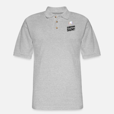 Dim Sum! - Men's Pique Polo Shirt
