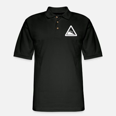 Slopes Slope - Men's Pique Polo Shirt