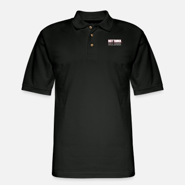 Single Single, Single, Single - Men's Pique Polo Shirt