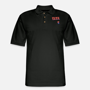 Tata Tata - Men's Pique Polo Shirt