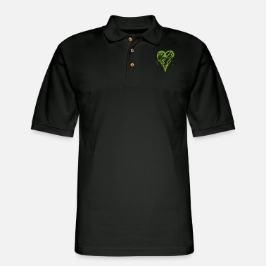 Production Year Healty product - Men's Pique Polo Shirt