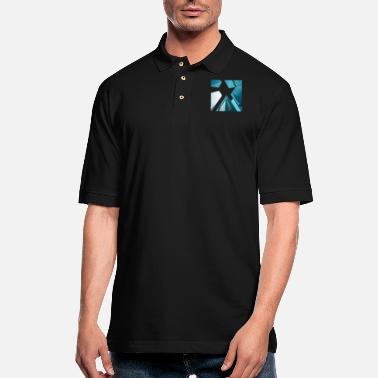 Building Buildings - Men's Pique Polo Shirt
