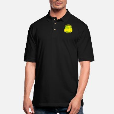 Driving Tractor drivers are allowed the farmer gift - Men's Pique Polo Shirt