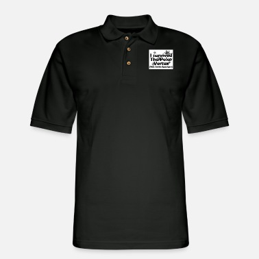 Apocalypse Zombie apocalypse - Men's Pique Polo Shirt