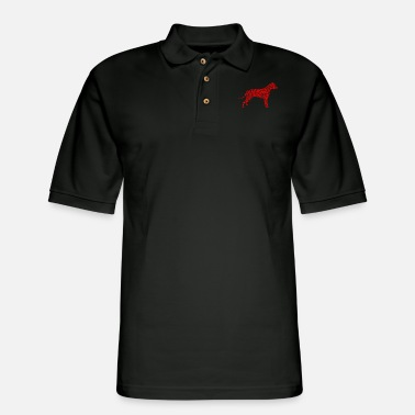 I i love my dog, i love dogs - Men's Pique Polo Shirt