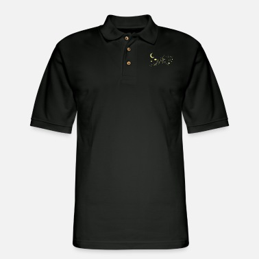 Mosque Mosque - Men's Pique Polo Shirt