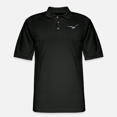 Seagull seagull - Men's Pique Polo Shirt