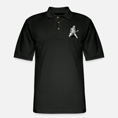 Heavy Metal Heavy Metal - Men's Pique Polo Shirt