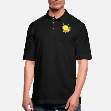Caterpillar Caterpillar - Men's Pique Polo Shirt