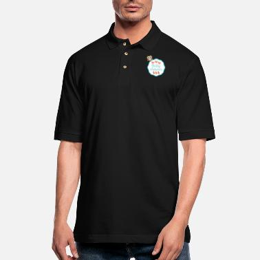 Baby Shower Baby Shower - Men's Pique Polo Shirt