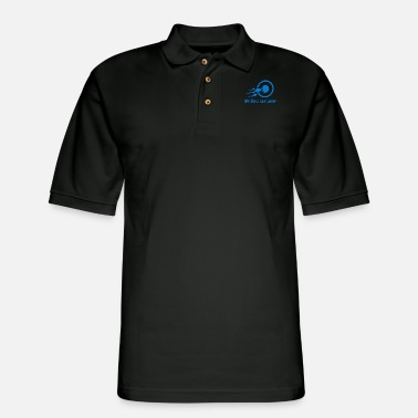 My Boys Can Swim Funny New Daddy To Be Tee Pregnan - Men's Pique Polo Shirt