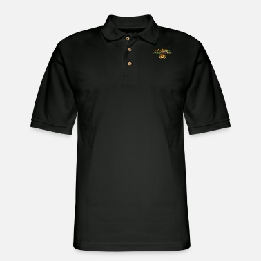 American Indian Indian American Native American Skull Gift - Men's Pique Polo Shirt
