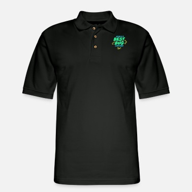 Best Bug Catcher Worlds Best Bug Catcher Insect lover - Men's Pique Polo Shirt