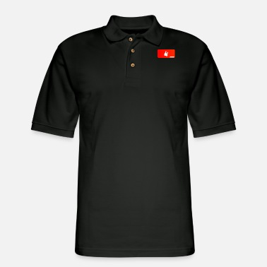 Learn learning - Men's Pique Polo Shirt